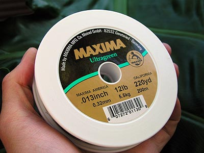 Maxima Fishing Line | THE RIGHT LINE. EVERY TIME.™