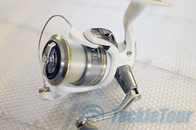 Shimano Stradic ST2500FJ spinning reel review