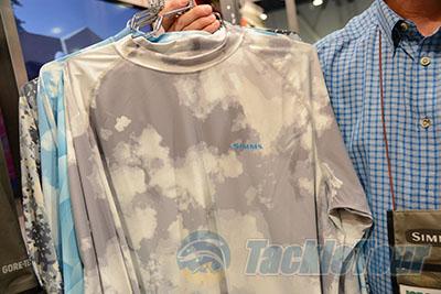 Grey Cloud Camo solarflex shirts, so simple yet makes a ton of sense