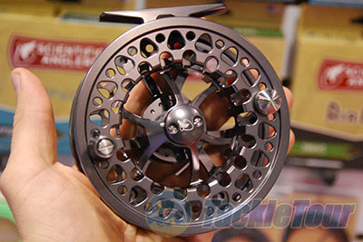 Icast 2015 Coverage Scientific Anglers Fly Reels